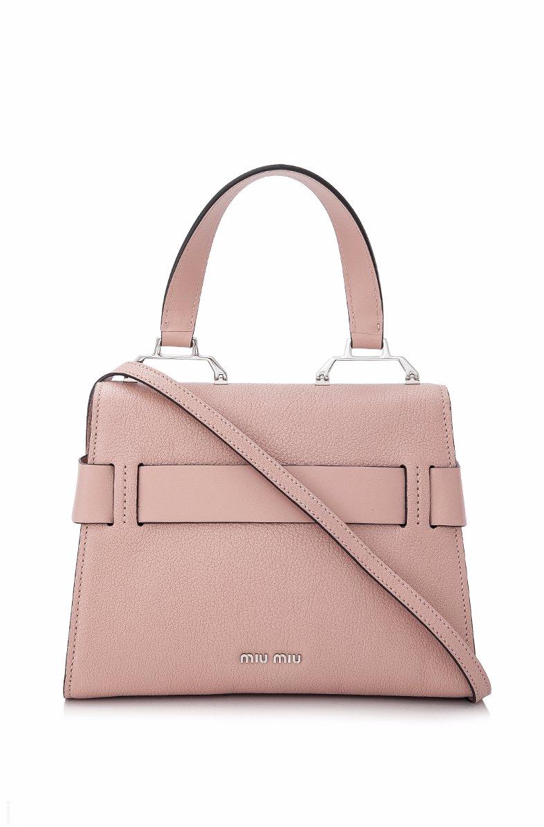 1f310cb5e40 Miu Miu Madras Top Handle Bag