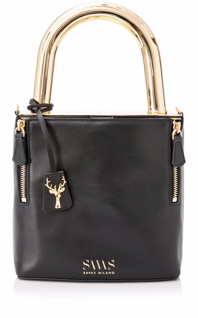 ef9664a676 NZSALE   SAVAS Savas Lucchetto Bag Top Handle