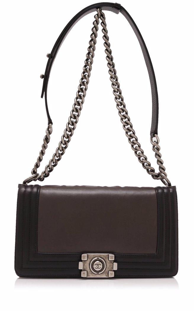 130b92fd84d1 NZSALE | CHANEL Pre-Owned Chanel Medium Boy Flap Bag Shoulder