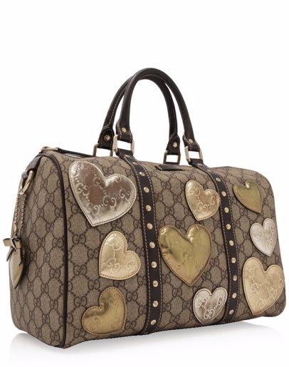 79e5d4022 MYSALE   GUCCI Pre-Owned Gucci Joy Medium Boston Bag Top Handle