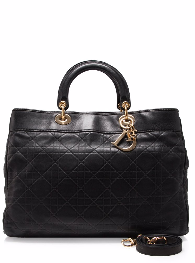 082b9f958694 Preview with Zoom. DIOR. Pre-Owned Christian Dior Leather Bag Sling