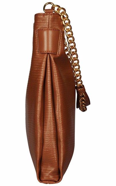 13720d45fec MYSALE   Poon Switzerland Leather Shoulder Bag 11704 03 Cognac