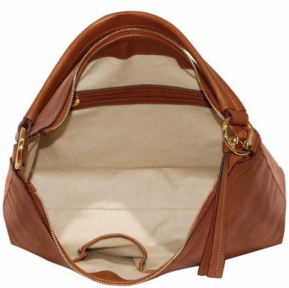 b1bed00e83e MYSALE   Poon Switzerland Leather Handbag 11703 01 Cognac