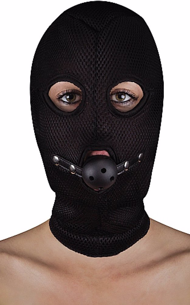 gag ball mask