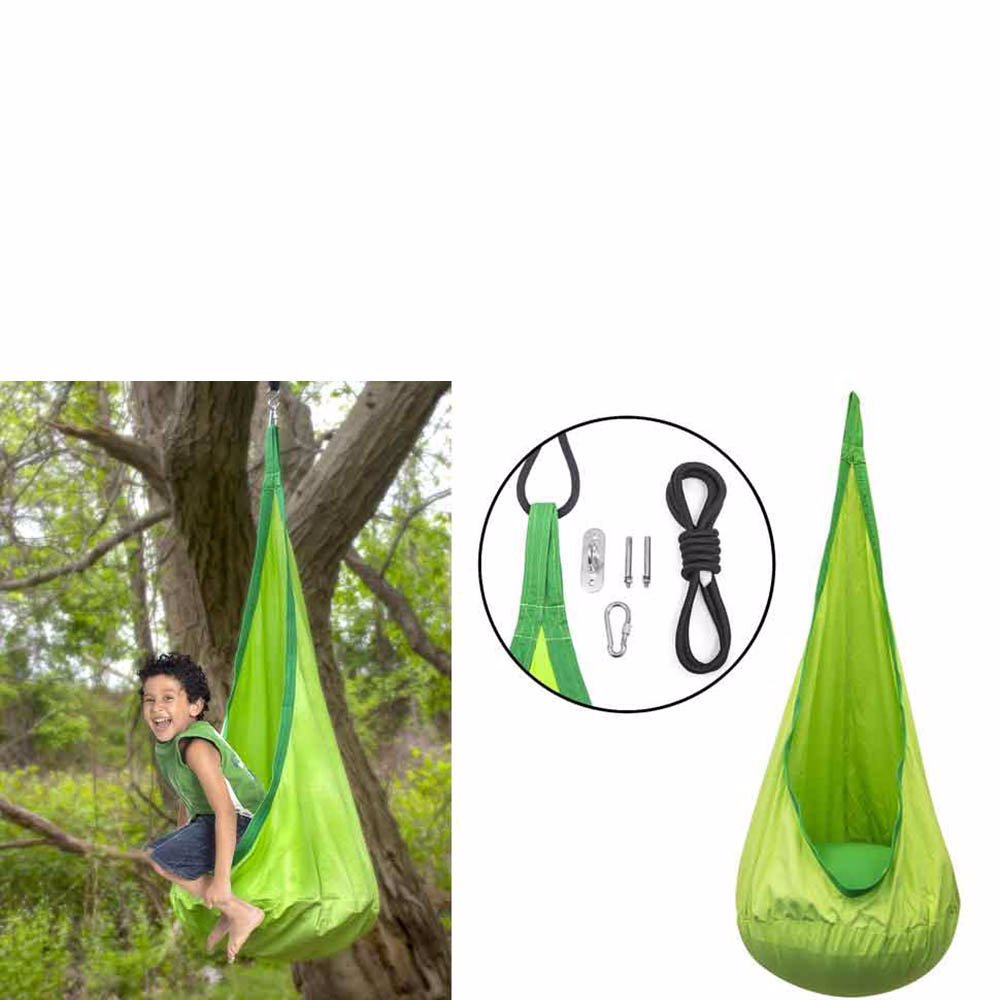 Stupendous Sorbus Kids Child Pod Swing Chair Nook Tent Camellatalisay Diy Chair Ideas Camellatalisaycom