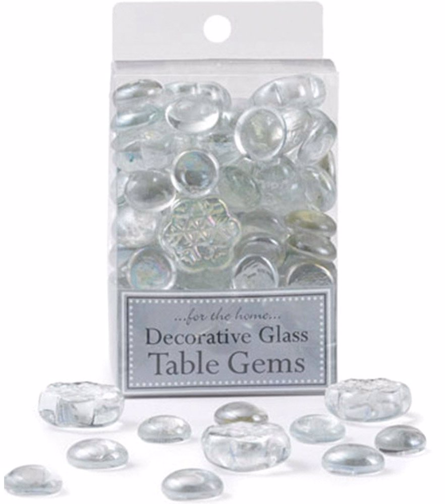 Design Imports Glass Holiday Gems