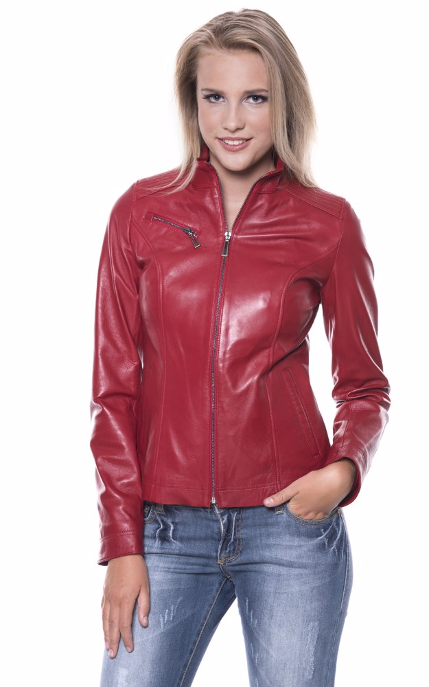 cf4ad65df Women's Leather Jacket