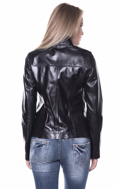 72f9ccf461d9 Women's Leather Jacket