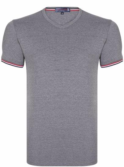 50afbc6da83 Men's V Neck T-Shirt