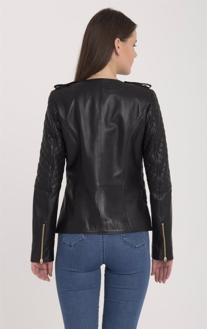 76e6bba8a Women's Leather Jacket