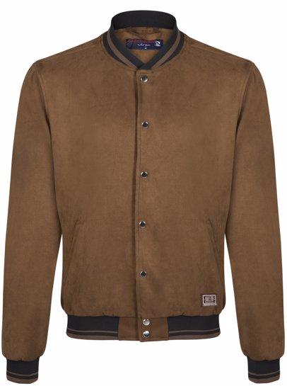 ff5674fa1784c Men's Spring Nubuck Jacket