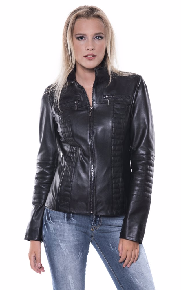 01ad1e5cb Women's Leather Jacket