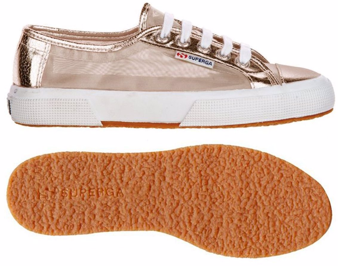 45c685ad7e5d Preview with Zoom. Superga. 2750 Netw Rose Gold