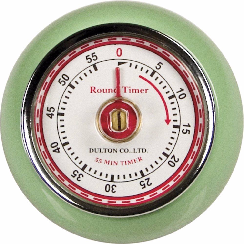 Timer Retro - Mint Green