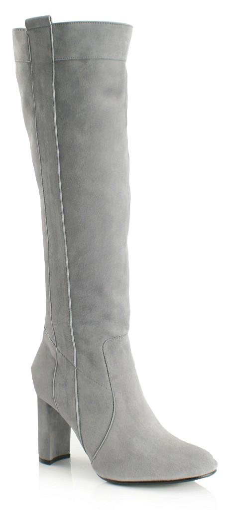 NZSALE | BOSCCOLO Light Grey Suede Boots